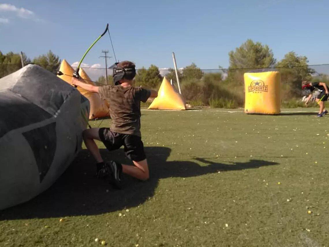 BIGUE PAINTBALL CUERS ARCHERY - Archery Bigue Paintball Cuers