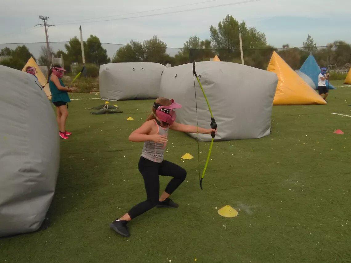 BIGUE PAINTBALL CUERS ARCHERY - Archery Bigue Paintball Cuers VAR