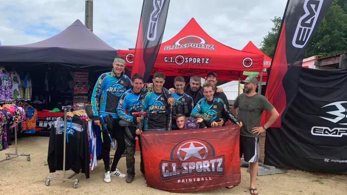 Championnat de France 2018/19 - RaZat champion de Ligue PACA et 3eme au championnat de France