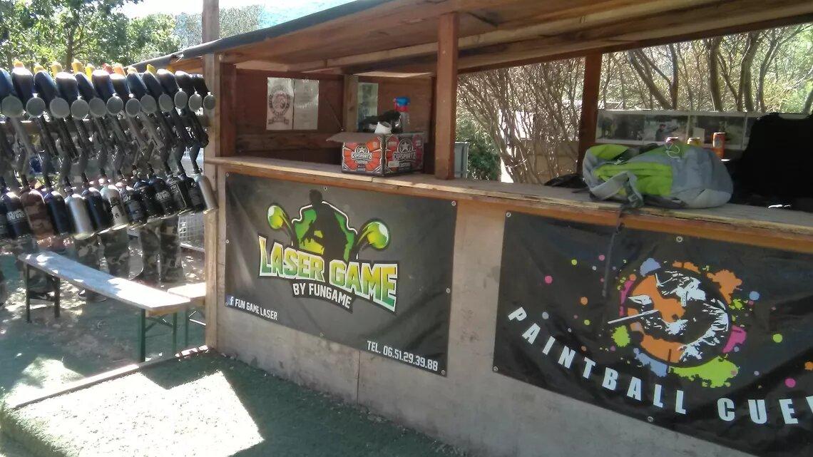 Accueil - Paintball, laser, archery dans la commune de Cuers dans le VAR (83)