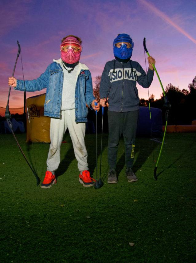 BIGUE PAINTBALL CUERS ARCHERY - Archery Bigue Paintball Cuers proche de Toulon